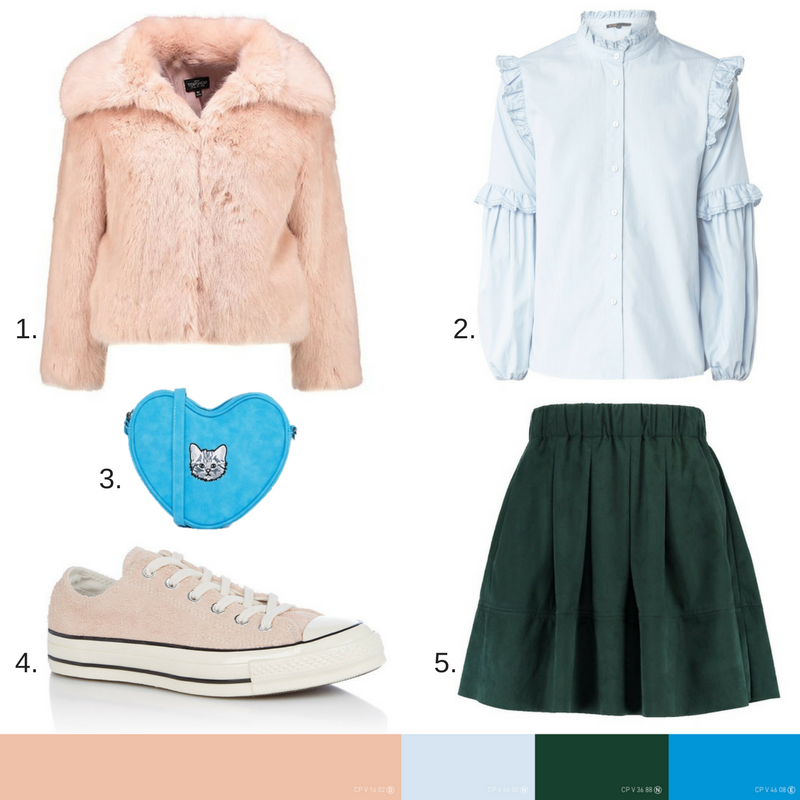 outfitcombo faux fur jas